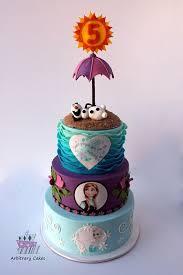 83 frozen fever disney u0027s frozen cakes images