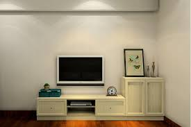 simple tv cabinet and wall for nostalgic bedroom download 3d house