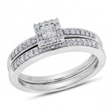 wedding set engagement and wedding ring sets