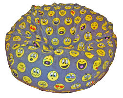 thanksgiving emojis ahh products emojis bean bag chair u0026 reviews wayfair