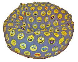 Bean Bag Furniture by Ahh Products Emojis Bean Bag Chair U0026 Reviews Wayfair