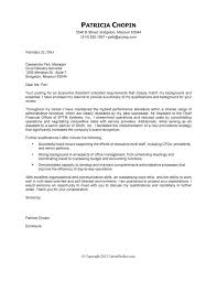best solutions of example of winning cover letters with additional
