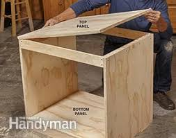 table saw station plans convertible miter saw station plans family handyman