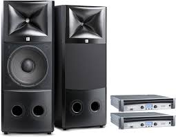 Studio System by Jbl M2 Reference Monitor System Sweetwater