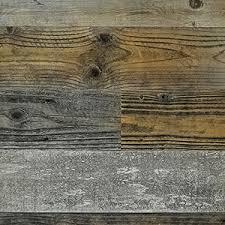 peel stick reclaimed wood wall weekend walls