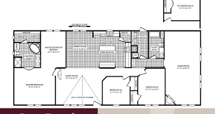 Cavco Floor Plans Awesome 5 Bedroom Double Wide Floor Plans 27 Pictures Kelsey