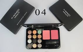 mac eye makeup kit