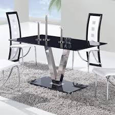 Dining Room Furniture Usa Global Furniture Usa D551dt Dining Table With V Shaped Pedestal