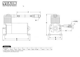 viair 100c compressor train horns air ride suspension bags load