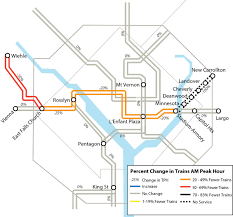 Metro Dc Map Silver Line by Reduced Silver Line Metro Service Begins Tuesday Icymi Mclean