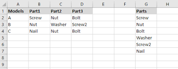 excel click on one cell and highlight relevant cells stack