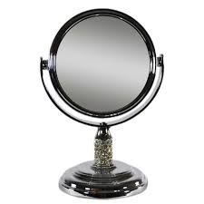 conair chrome magnifying countertop vanity mirror with light mirrors unique vanity mirror ideas with conair lighted makeup