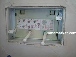 cassetta geberit unica come rimediare al problema della perdita di acqua delle cassette