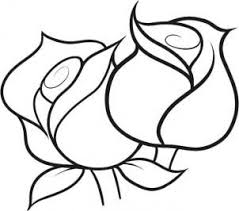 the 25 best easy flower drawings ideas on easy