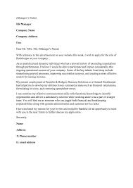 accountant cover letter doc finance manager cover letter cover letter design example corporate