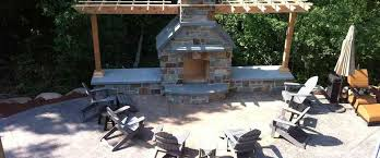 Cost Of Concrete Patio by Outside Concrete Fireplace Jpg