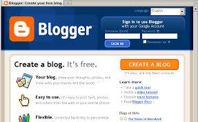 cara membuat blog yang gratis cara membuat blog gratis kung klik