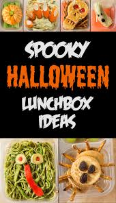 spooky halloween lunchbox ideas honest kids giveaway noshon it
