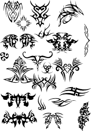 oke all variant new tribal tattoo designs 2016