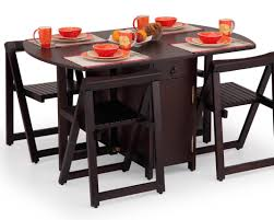 folding dining chairs folding portable dining table and chairs formidable small kitchen