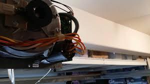 garage door sensor wire bypass garage door sensor using 555 timer then watch the opener