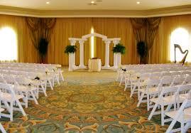 sand lake ballroom wedding ceremony at rosen shingle creek in