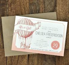 vintage style baby shower invitations right west