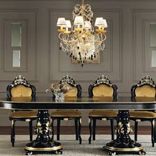 Gold Dining Room Chairs Italian Dining Room Furniture Zamp Co