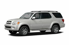 2005 toyota sequoia limited specs 2005 toyota sequoia overview cars com