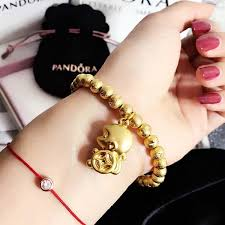 european style bracelet charms images 2016 new style bracelet monkey year hot euro 24k gold bracelet for jpg