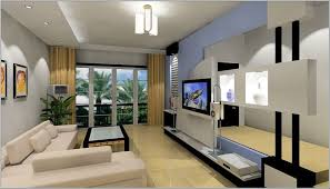 Modern Great Room - modern living room with tv living room decoration