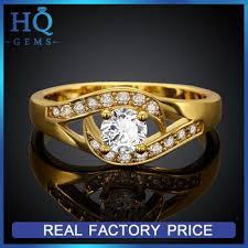 white zircon rings images Europe gold white zircon rings 2015 latest women ring simple gold jpg