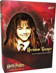 harry potter hermione granger star ace machinegun