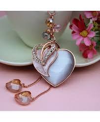 love key rings images New arrival crystal love key chain rhinestones heart keychain jpg