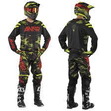 motocross gear bags racing elite le camo mens motocross pants