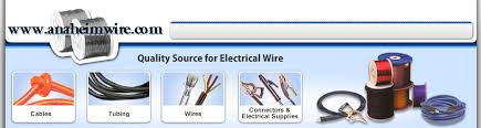 multi conductor hook up and automotive wires anaheim wire products