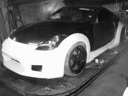Nissan 350z Accessories - nyc gamester 2003 nissan 350z specs photos modification info at