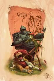mago de oz wizard of oz by giacobino jpg 900 1351 pixels 컨셉