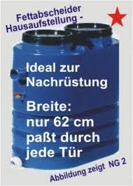 fettabscheider küche fettabscheider klein fettabscheider schmutzwasser pumpstation
