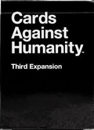 arena review cards against humanity second expansion castles