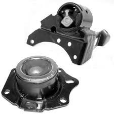 2000 2005 dodge neon 2pc lower and upper motor mount kit 2 0l