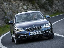 bmw one series india bmw 1 series sedan to cover at 2016 auto expo drivespark