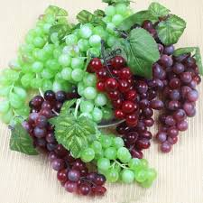 online buy wholesale plastic grapes decoration from china plastic