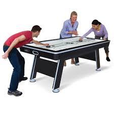Halex Hockey Table Nhl 80 Inch Air Powered Hover Hockey Table With Bonus Table Tennis