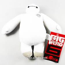 big hero 6 baymax plush robot doll 7