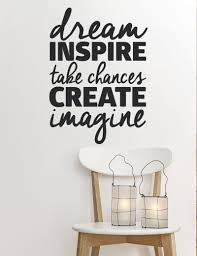 inspirational wall decal home office quotes motivational zoom