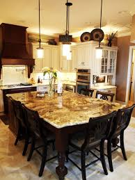 table island for kitchen granite table island houzz