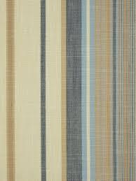 hudson yarn dyed irregular striped blackout double pinch pleat