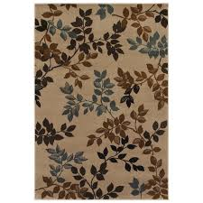 Lowes Area Rugs by Shop Mohawk Home Alcott Oyster Rectangular Indoor Woven Area Rug