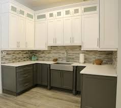 standard height for kitchen cabinets kitchen cabinets arlington heights kitchen and bath masters